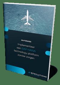whitepaper SAP HANA implementatie zonder zorgen